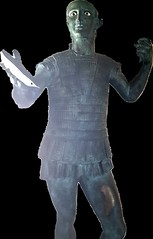 Mars of Todi - Museo Civico Di Todi | Civic Musuem Todi | Umbria (Chris Belsten) Tags: todi tuder umbria etruria etruscan bronzevotiveoffering votive etruscanhistory etruscanarchaeology marsoftodi