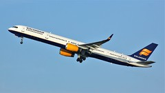 TF-FIX (AnDyMHoLdEn) Tags: icelandair 757 egcc airport manchester manchesterairport 23r