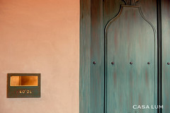 Hotel Casa Lum (Casa Lum) Tags: hotel boutique sustentable restaurante ecochic sustainable ecologyc casa lum chiapas altos de mexico puerta door room bedroom zimmer bedzimmer camera di letto messico mexiko méxico turquesa wall kool detail detalle