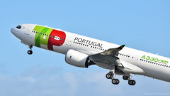 Airbus A330-941 I CS-TUB I TAP Air Portugal (Gustavo H. Braga) Tags: tapairportugal aviation airplanes airport aviação aviacao aviao aeronaves aeroporto airbus airbusa330 a330neo lisbon