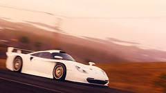 911 GT1 (nuvoIari) Tags: forzamotorsport horizon4 fortuneisland porsche 911 gt1 strasenversion