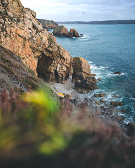 Sauvage (ThibaultPoriel) Tags: sauvage ocean coast bretagne bokeh nature wild camaretsurmer presquîledecrozon