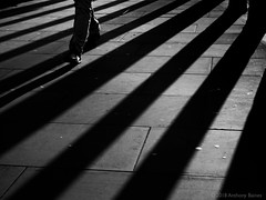 Adding an extra shadow (DrAnthony88) Tags: panasonic 1260mm f2840 leica dg vario elmarit ois lens lumix dmcgx9 street photography visual echoes city legs light london shadow shadows shapes pattern streetphoto pavement sidewalk cityoflondon