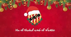 Viu el Nadal amb el Nàstic
