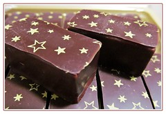 sweet stars :) (green_lover (I wait for your COMMENTS!)) Tags: chocolate candies sweets smileonsaturday wishuponastar stars food macro frame