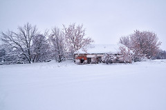 DSC05134 (afreakm) Tags: russia russland sonya7rii sonya7r2 ilinka sony 24mm 14 gm winter snow schnee old house