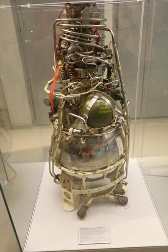 Venera 2, 3, 4, 7 propulsion system