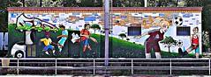 Berlin 2018.06.07. Mural 138.4 - FC Kreuzberg - 2014 (Rainer Pidun) Tags: mural streetart urbanart publicart berlin