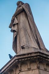 Statue of Dante, Verona, Veneto, Italy (R H Kamen) Tags: dante danteitalianpoet italy unescoworldheritagesite veneto veronaitaly day malelikeness marble memorial monument outdoors rhkamen statue verona