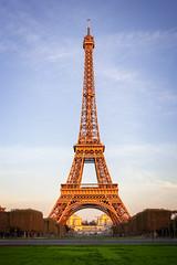 Eiffel Tower (Jack Landau) Tags: eiffel tower paris tour gustave steel landmark construction engineering france europe city urban jack landau canon 5d