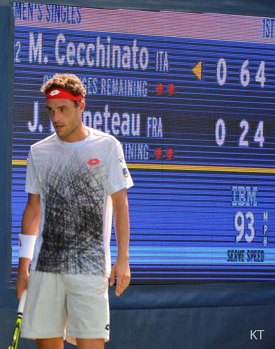 Marco Cecchinato - Marco Cecchinato