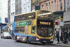 Dublin Bus VG2 (08D70002). (Fred Dean Jnr) Tags: dublinbusyellowbluelivery busathacliath dublinbus pboro dublin volvo b9tl wright eclipse gemini vg2 08d70002 nassaustreetdublin november2013 wrightbus dublinbusroute37 7up