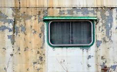 immobile home (jtr27) Tags: dscf8986xl jtr27 fuji fujifilm fujinon xf 50mm f2 f20 rwr wr patina peelingpaint mobilehome maine decay abandoned