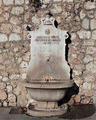Fontaine - Nice, Côte-d'Azur, France (3D-Stretch) Tags: fontaine nice paca provencealpescôtedazur côtedazur côte cote dazur azur french rivera française francaise alpesmaritimes alpes maritimes 06 mer méditerranée mediterranean sea france europa europe