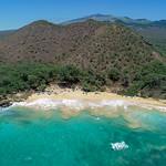 Hawaii Maui Makena Little Beach Aerial thumbnail