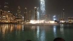 Dubai Fountain Up Close from Boardwalk (Ankur P) Tags: dubai uae arab emirates newdubai gulf gcc dubaifountain dubaimall burjkhalifa boardwalk unitedarabemirates