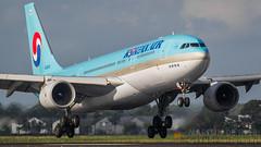 HL8212 (tynophotography) Tags: korean air a330 hl8212 a332 a330200 airbus