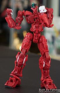HiRM Astray Red Frame Gundam 3 by Judson Weinsheimer