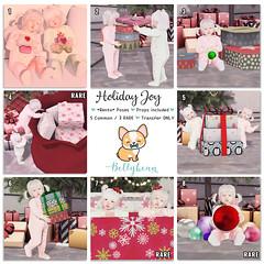 { Bellybean } Holiday Joy Gacha Key (Bella Parker) Tags: bento toddleedoo secondlife toddleedoofair td tdevent tdposes bentopose slbento pose poses tdpose kawaiipose kawaii cute