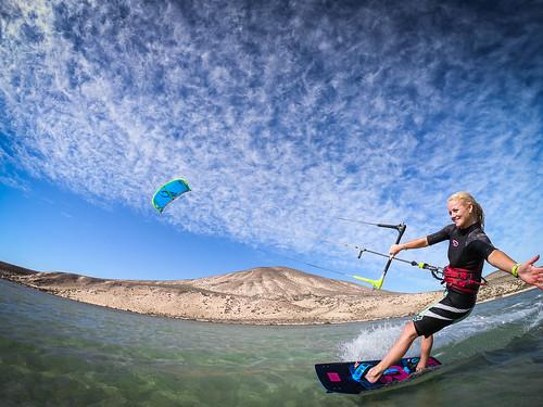 Kitesurf in Fuerteventura