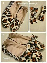 طىيقة خياطة حذاء منزلي من بواقي القماش (ezo-handmade) Tags: اشغال يدوية افكار منزلية الطرز و الخياطة خياطة handmade sewing