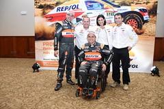 Presentación Repsol Rally Team Perú