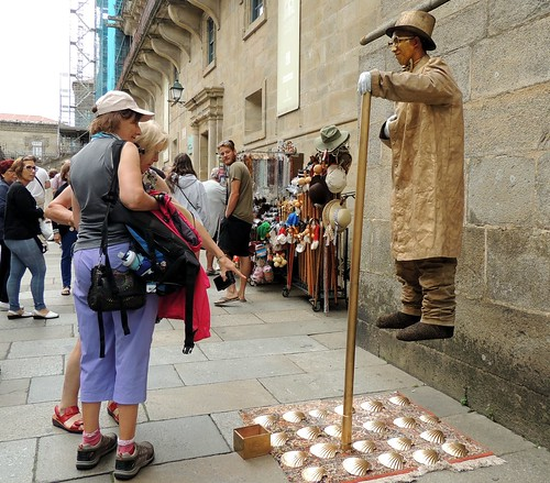 5962-Praza do Obradoiro en Compostela