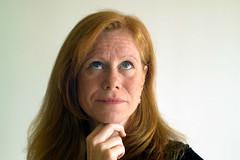 me (*Kicki*) Tags: självporträtt self selfportrait me face woman female person people 50mm sweden ginger redhead porträtt portrait windowlight