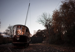Sunset 96 (WT_fan06) Tags: heaton park tramway retro oldtimer heritage vintage nikon d3400 7dwf photography dslr flickr coth5