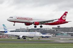 OE-LCJ | Laudamotion | Airbus A321-211 | CN 5126 | Built 2012 | DUB/EIDW 01/01/2019 | ex D-ABCJ (Mick Planespotter) Tags: oelcj laudamotion airbus a321211 5126 2012 dub eidw 01012019 dabcj aircraft airport dublinairport 2019 collinstown nik sharpenerpro3 a321 b767 cstsv glcyy flight