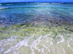 Snorkeling area (thomasgorman1) Tags: reef snorkeling akumal mx canon resort bay ocean seascape beach colors waves tide nature