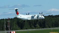 P7281718 TRUDEAU (hex1952) Tags: yul trudeau canada bombardier q400 dash8 dhc8 dash aircanada aircanadaexpress