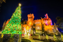 1W2A0372 (clement.kinglam.lo) Tags: casa loma christmas toronto canada night castle