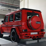 Mercedes-Benz Hamann G HM600 thumbnail
