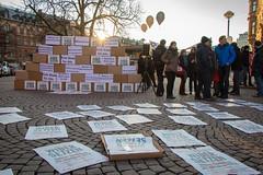 Protest für eine andere Wohnungspolitik 18.1.19