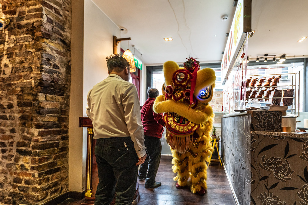 I WAS INVITED TO THE LUNAR NEW YEAR CELEBRATION AT MR. DINH ON CAPEL STREET [ THE YEAR OF THE PIG]-148743
