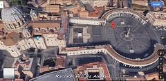 1750 ca 2019 Piazza S. Pietro del XXI secolo d, foto Alvaro de Alvariis By Google Maple (Roma ieri, Roma oggi: Raccolta Foto de Alvariis) Tags: raccoltafotodealvariis corteoinpiazzasanpietro rioneborgo roma romelazio italy sanpietro 1750ca2019piazzaspietrodelxxisecolodfotoalvarodealvariisbygooglemaple