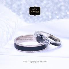 Bikin Cincin Kawin (cincinkawin.palladiumemas) Tags: wedding weddingring engagement engagementring jewellery jewelleryshop cincin cincinkawin cincinnikah palladium platinum emas perak
