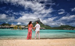 InterContinental Bora Bora Resort & Thalasso Spa (BoraBoraPhotosVideos) Tags: borabora frenchpolynesia island tahiti paradise southpacific holidays bestvacations photooftheday picoftheday wedding polynesian honeymoon wonderfulplaces