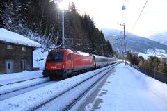 1216 006 te Gries (vos.nathan) Tags: österreichische bundesbahnen obb taurus 1216 006 gries am brenner