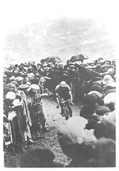 Tour de France, 1938. (Paris-Roubaix) Tags: 1938 tour de france stage 15 vintage bicycle racing photographs