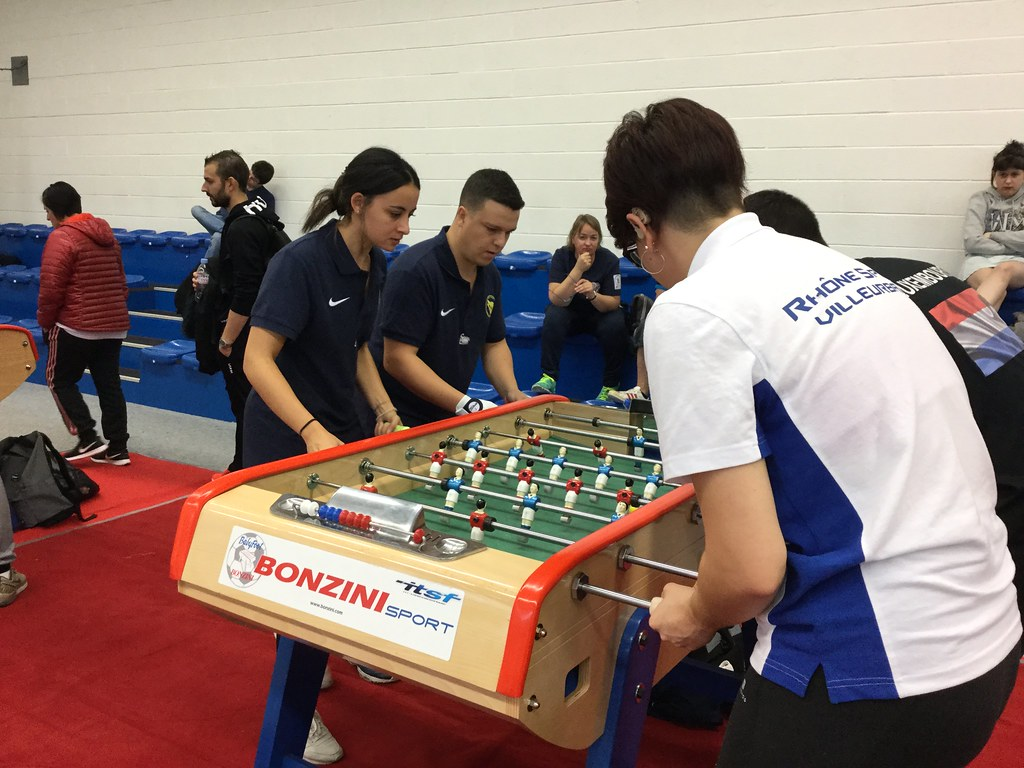 Montreuil 2018 International Table Soccer Federation