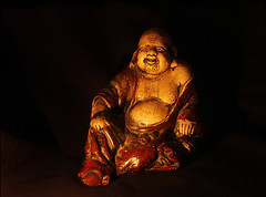 The Laughing Buddha (jo92photos) Tags: buddha hotei laughingbuddha lucky god 7luckygods 布袋 belly goodluck goodfortune contentment happiness figure shinto japan japanese 15challengeswinner