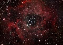 Nebulosa Rosetta (Bloginprogress) Tags: nebulosa rosetta deepspace astrophoto astrophotography