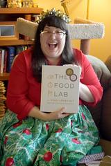 Christmas 374 (Donna's View) Tags: nikon d3300 christmas book cookbook present jinglebells