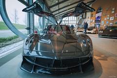 Pagani Huayra (tamson66) Tags: pagani huayra sportcar supersport detail