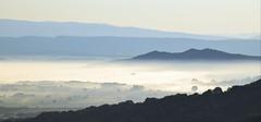Reality layers/ Capas de realidad (PURIFM) Tags: neblina fog mist paisaje montaña ngc nature