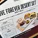 Love Forever Menu
