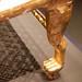 King Tutankhamun's tomb goods: bed foot DSC_0928