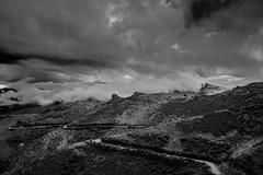 2018-11-18_Otetatopu_2_web (Rojobin) Tags: rockclimbing sports bankspeninsula newzealand nz crags landscapes cloudy otepatotu